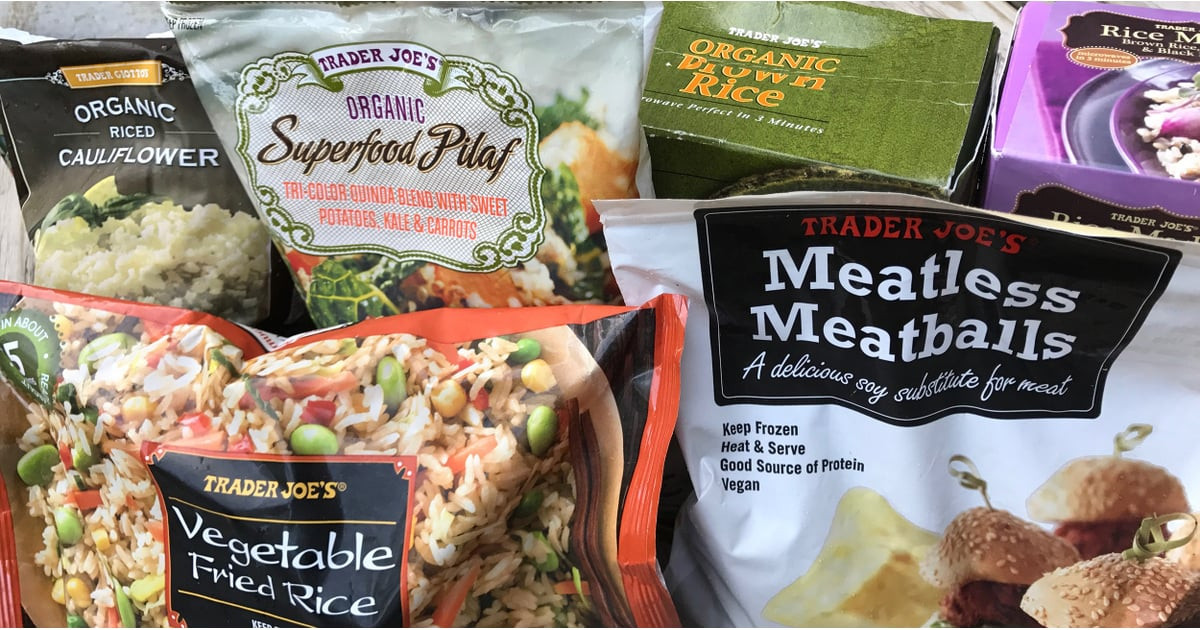 Best Healthy Snacks At Trader Joe'S  Best Trader Joe s Frozen Healthy Foods