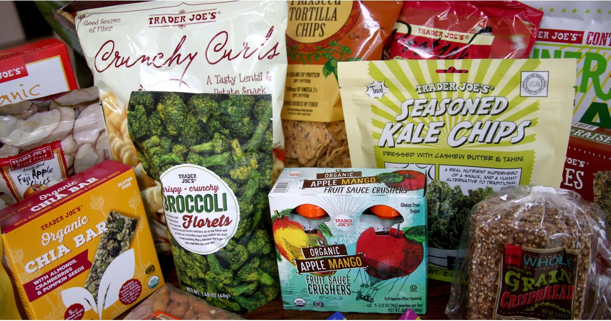 Best Healthy Snacks At Trader Joe'S  Best Healthy Trader Joe s Snacks