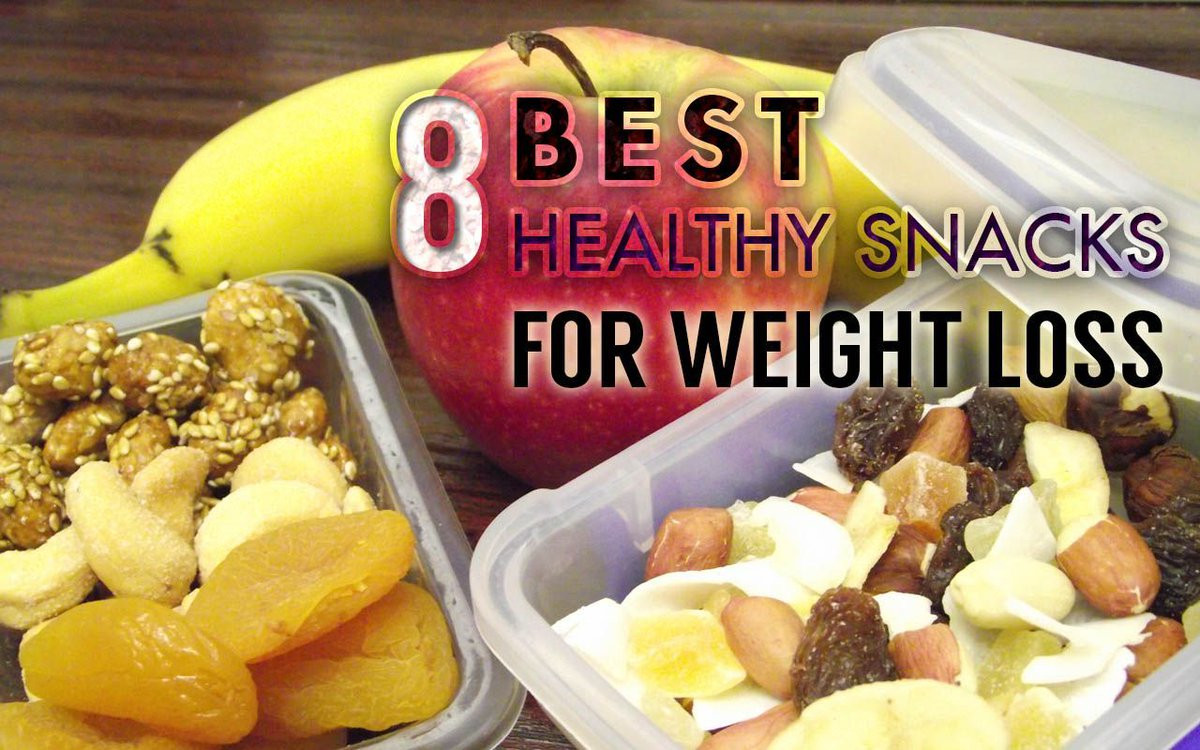Best Healthy Snacks For Weight Loss  Best Snacks for Weight Loss – All About Healthy Life