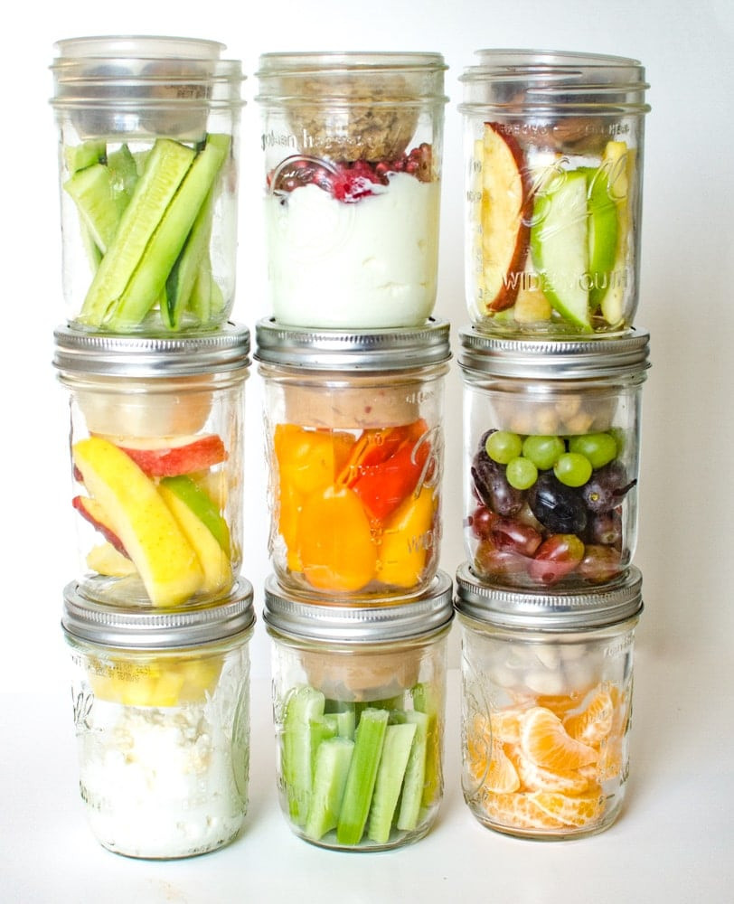 Best Healthy Snacks  10 Easy & Healthy Snacks You Can Prep in Advance