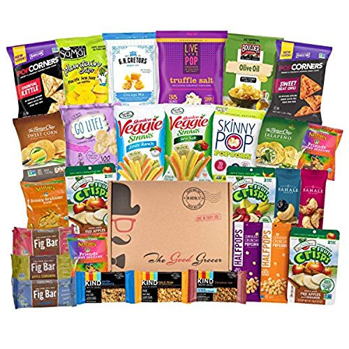 Best Healthy Snacks To Buy  fice Snacks Amazon