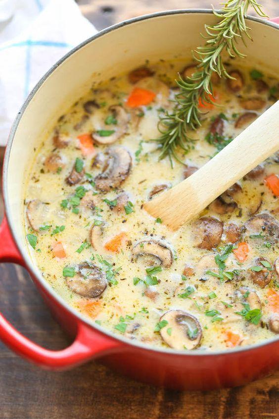 Best Healthy Soups  Best 25 Low carb soups ideas on Pinterest