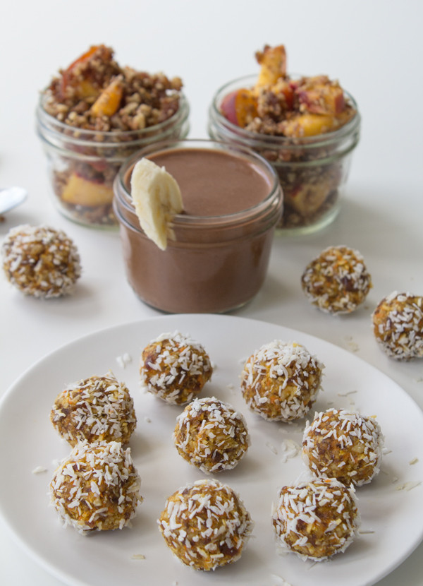 Best Healthy Sweet Snacks  Six Easy Delicious & Healthy Vegan Snacks