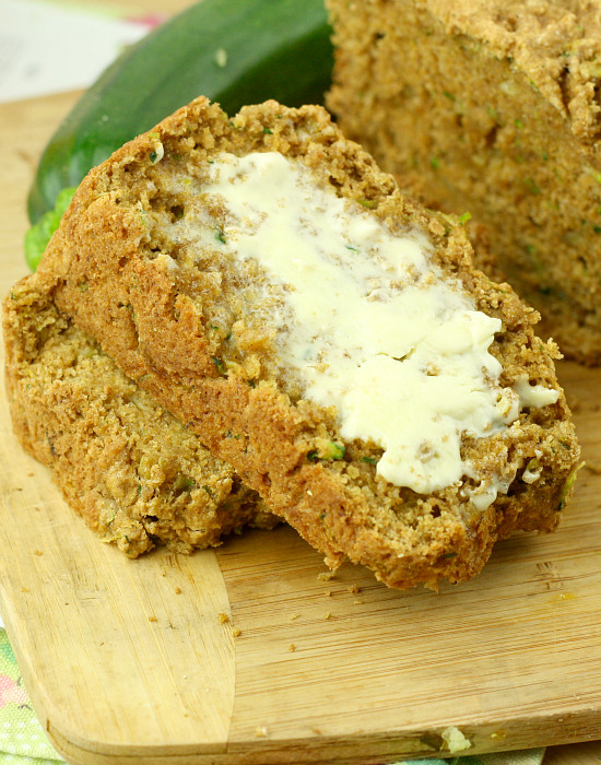 Best Healthy Zucchini Bread  The Best Healthy Zucchini Bread