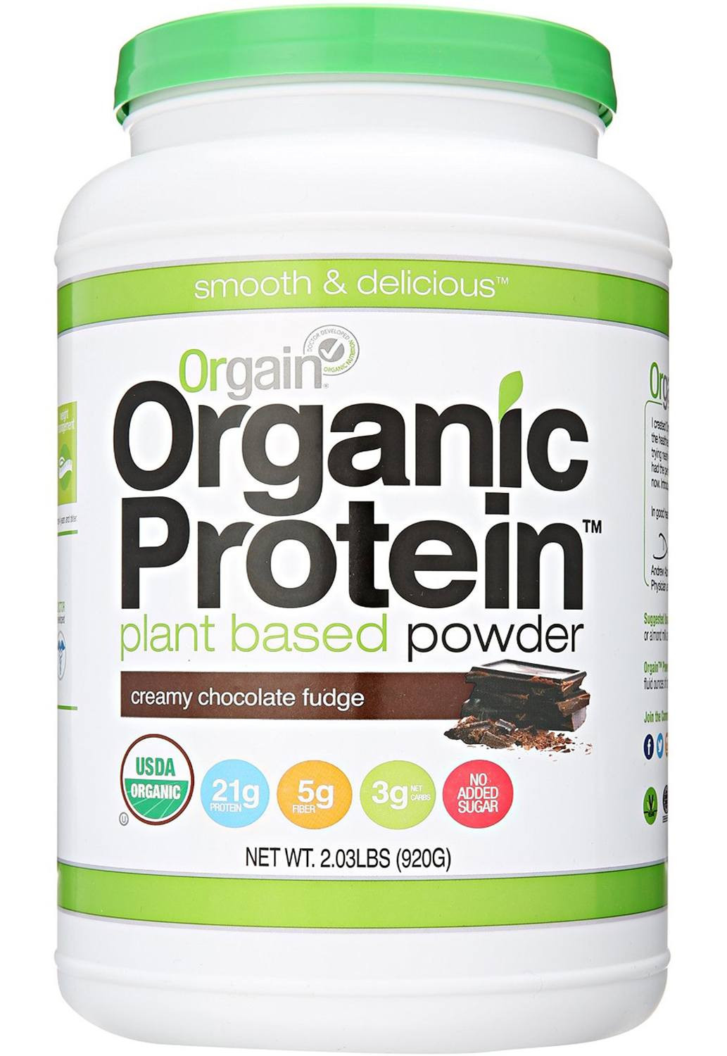 Best organic Vegetarian Protein Powder 20 Ideas for Choosing the Best Vegan Protein Powder Ultimate Guide