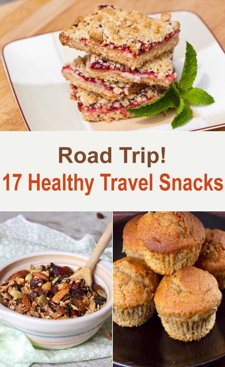 Best Road Trip Snacks Healthy  Road Trip 17 Healthy Travel Snacks