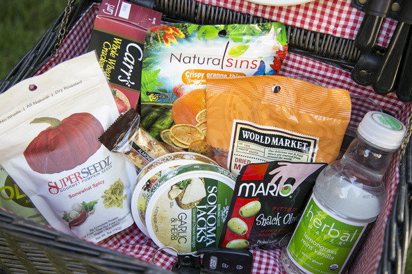 Best Road Trip Snacks Healthy  12 healthy snack ideas for a summer road trip