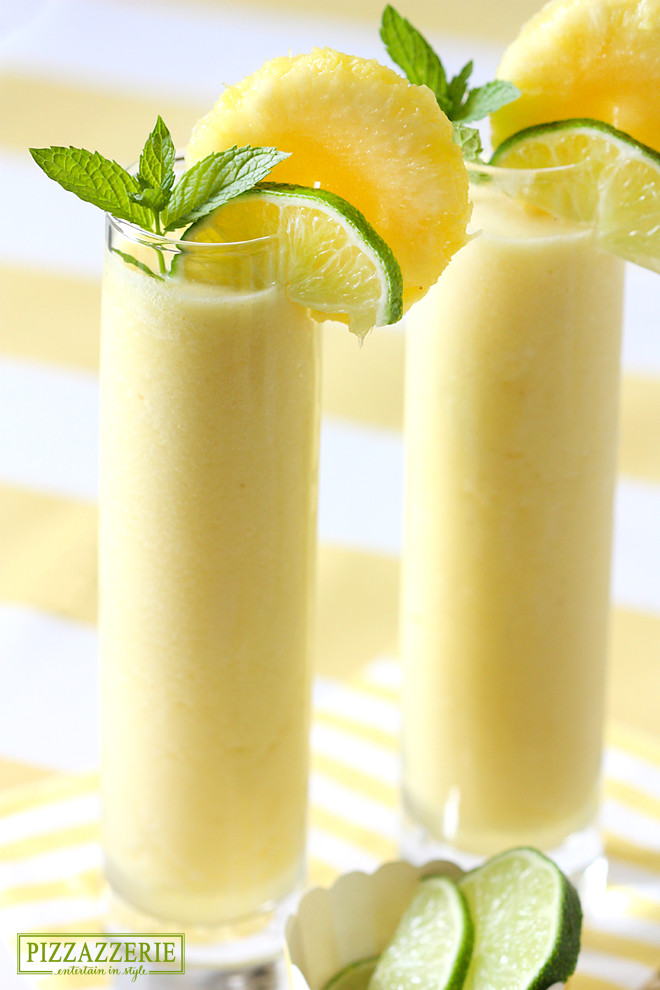 Best Rum Drinks For Summer  Pineapple Cocktail Recipe Perfect Summer Rum Drink