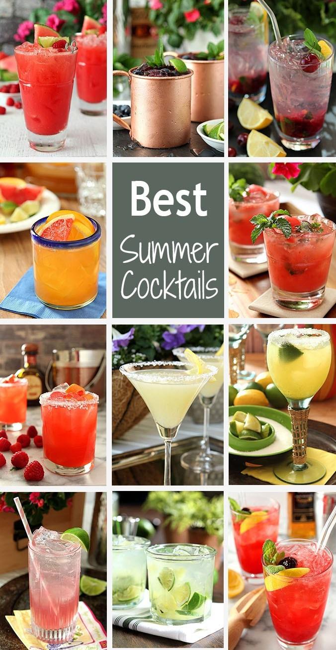 Best Summer Cocktails  Best Summer Cocktails