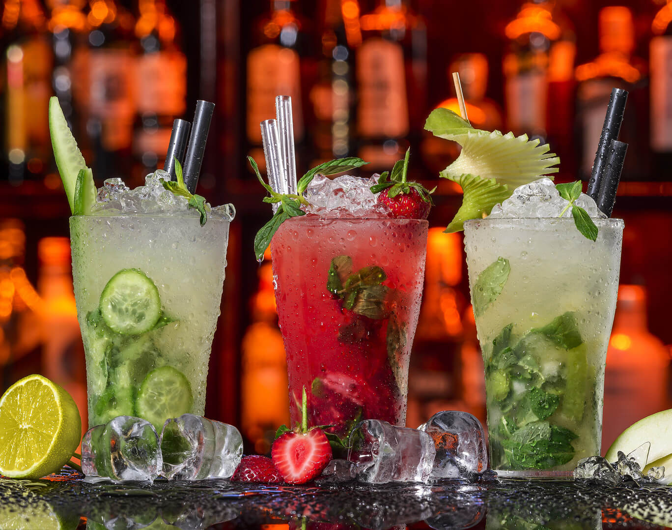 Best Summer Cocktails  Titillating Summer Cocktails You'll Want to Put Your Face In