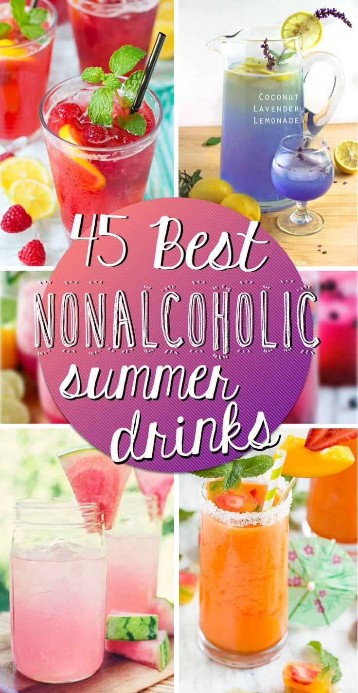 Best Summer Drinks With Vodka  Best 25 Refreshing drinks ideas on Pinterest