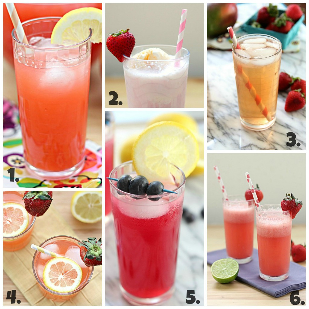 Best Summer Drinks With Vodka  non alcoholic summer cocktails