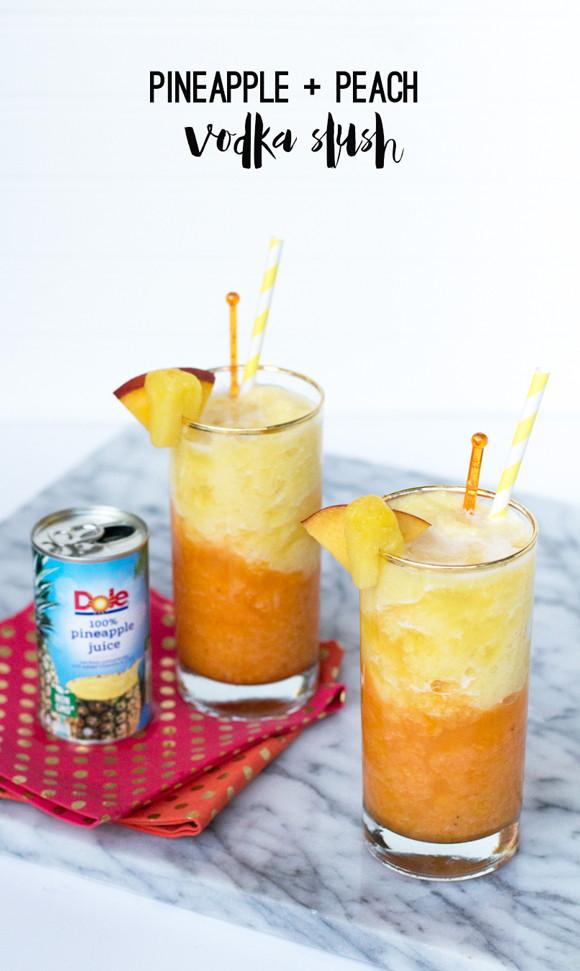 Best Summer Drinks With Vodka  Easy Frozen Vodka Drink Recipes