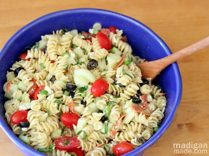 Best Summer Pasta Salad  Seven Best Summer Pasta Salad Recipes