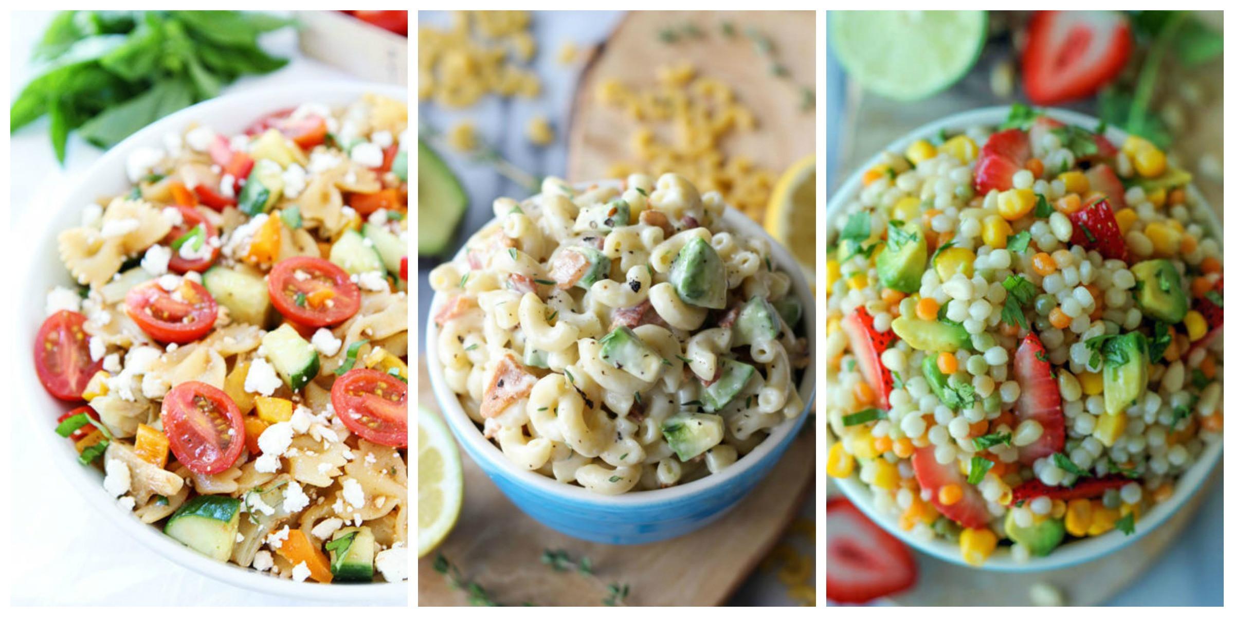 Best Summer Pasta Salad  60 Summer Pasta Salad Recipes Easy Ideas for Cold Pasta