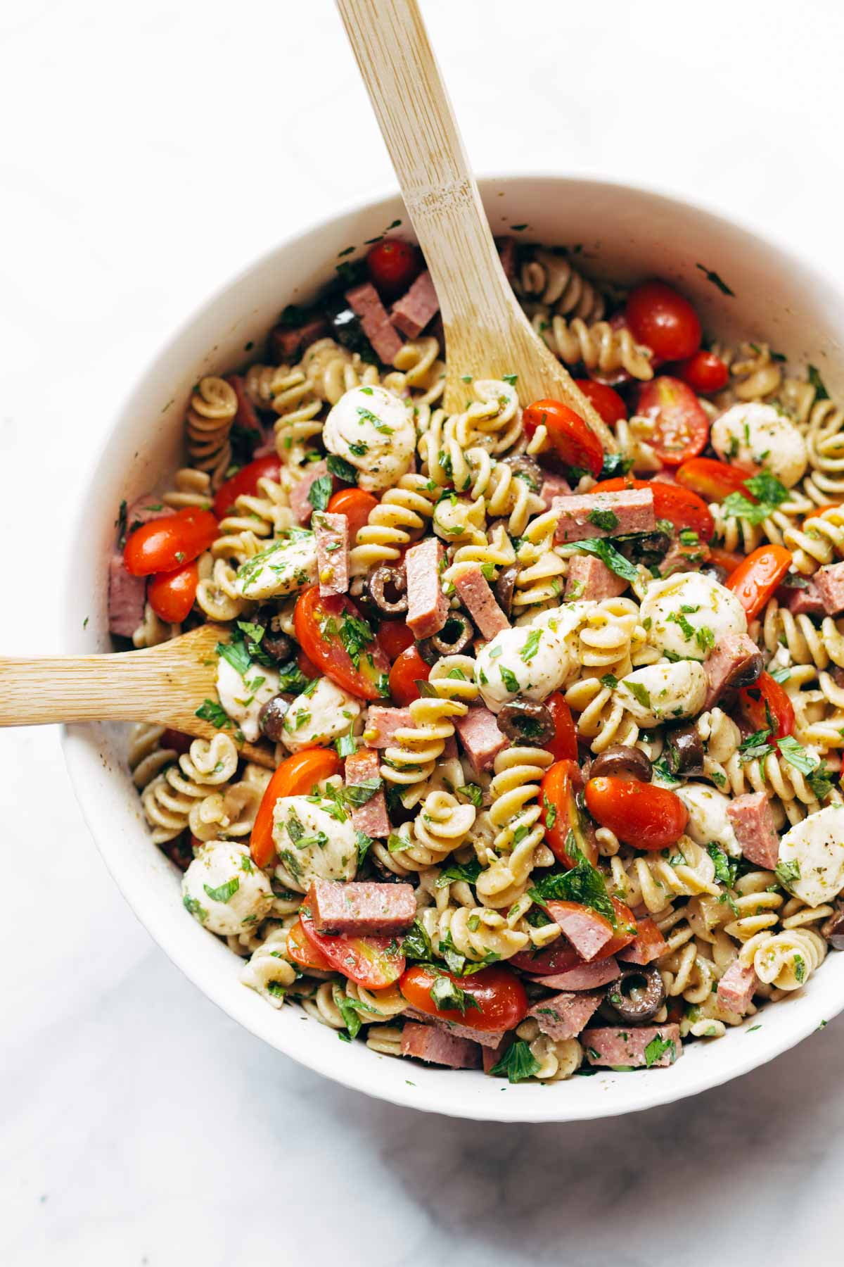 Best Summer Pasta Salad  50 recipes for summer parties plays well with butter