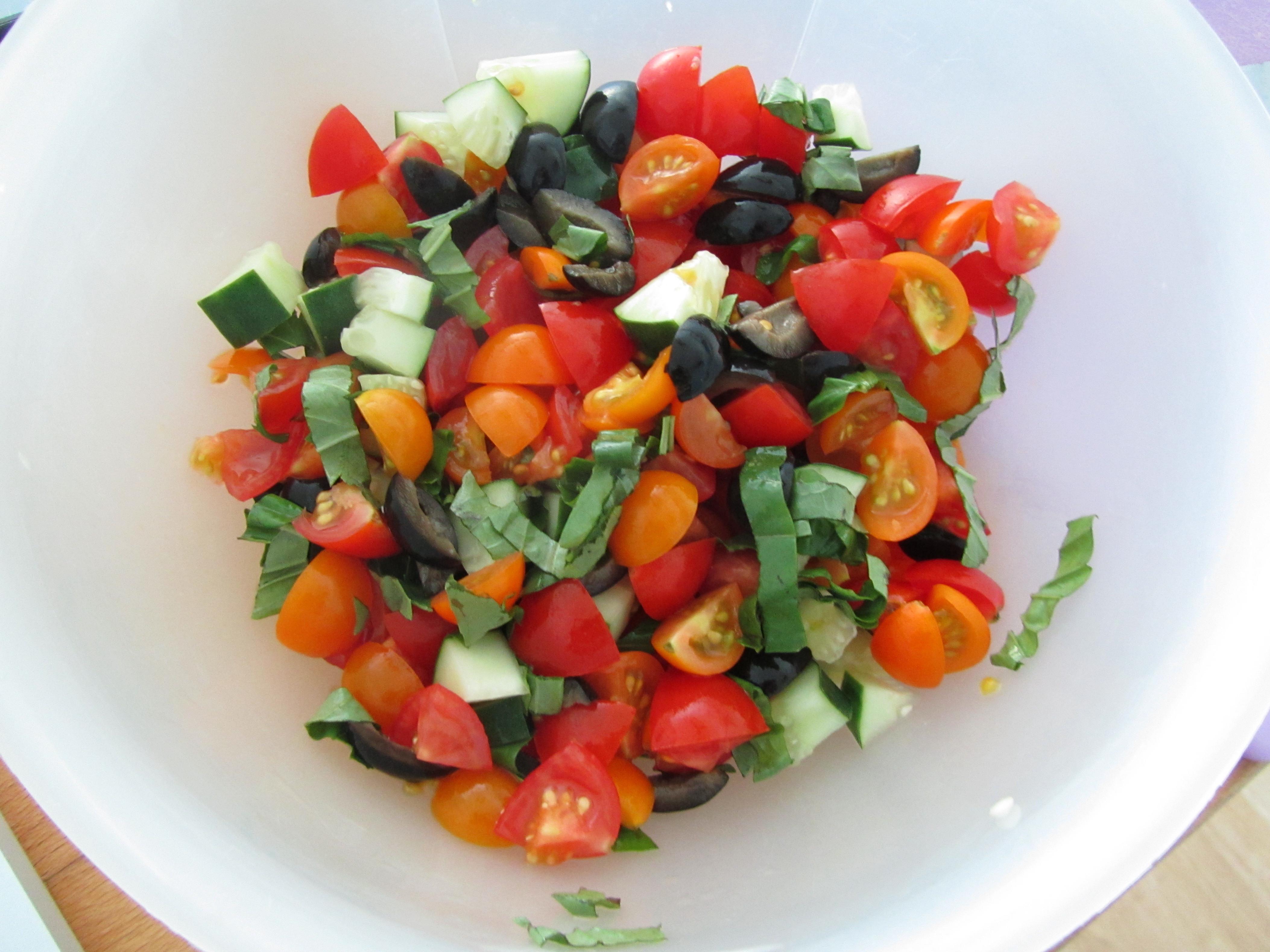 Best Summer Pasta Salad  Best Summer Pasta Salad