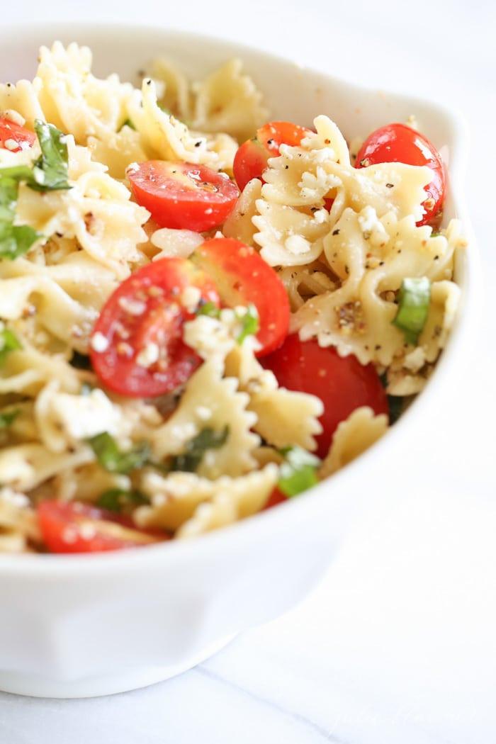 Best Summer Pasta Salad  Easy Pasta Salad Recipe