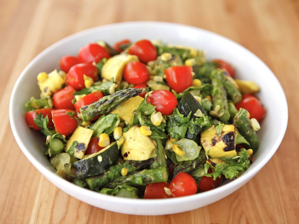Best Summer Vegetarian Recipes  Top 10 Ve able Recipes For Summer by seasonalo 1