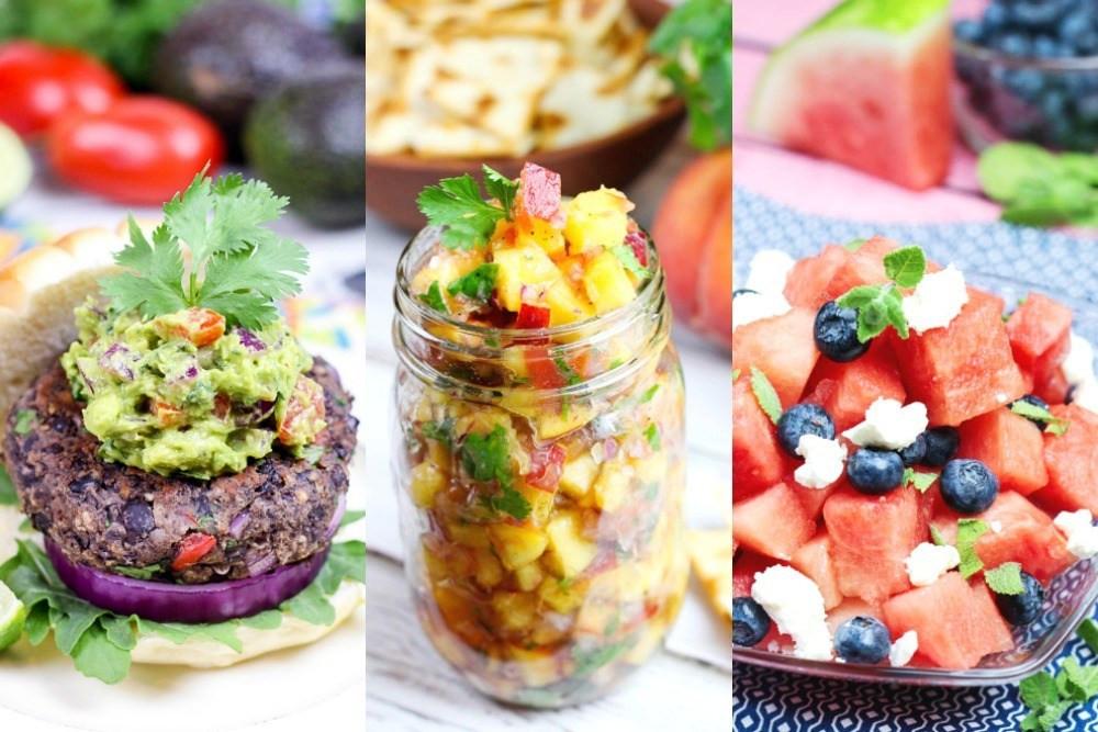 Best Summer Vegetarian Recipes  Best Ve arian Summer Recipes