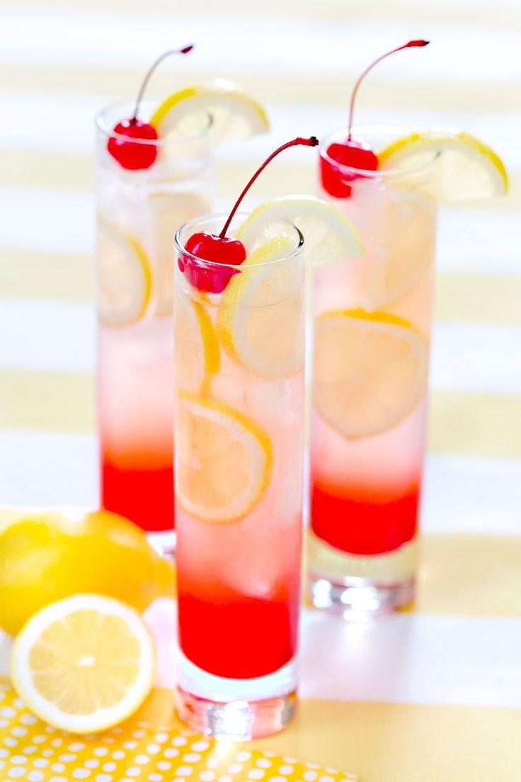 Best Summer Vodka Drinks  Best 25 Cherry lemonade ideas on Pinterest