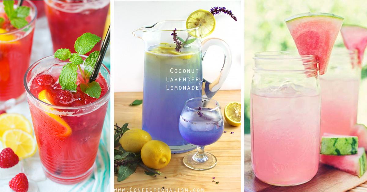 Best Summer Vodka Drinks  non alcoholic summer cocktails