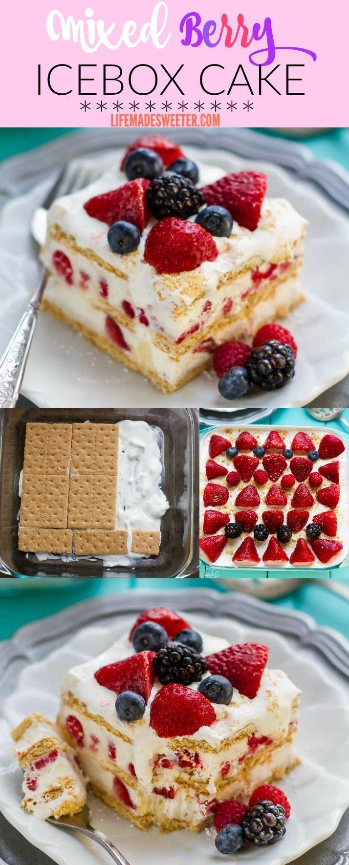 Best Summertime Desserts  180 best Summertime images on Pinterest