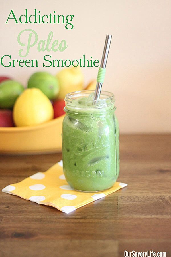Best Tasting Healthy Smoothies  Good healthy smoothie recipes Grain free Wheat free