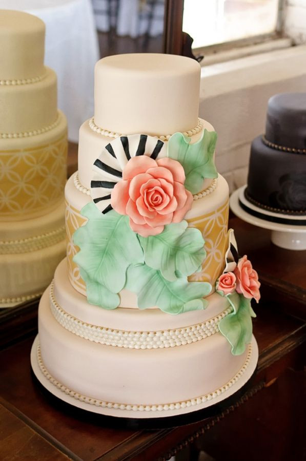 Best Wedding Cakes Atlanta  59 best Atlanta Weddings Inspiration images on Pinterest
