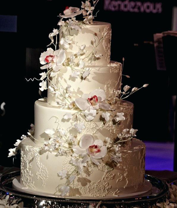 Best Wedding Cakes Chicago  Lovesz Wedding Cakes Chicago Best Cake Bakeries Northwest