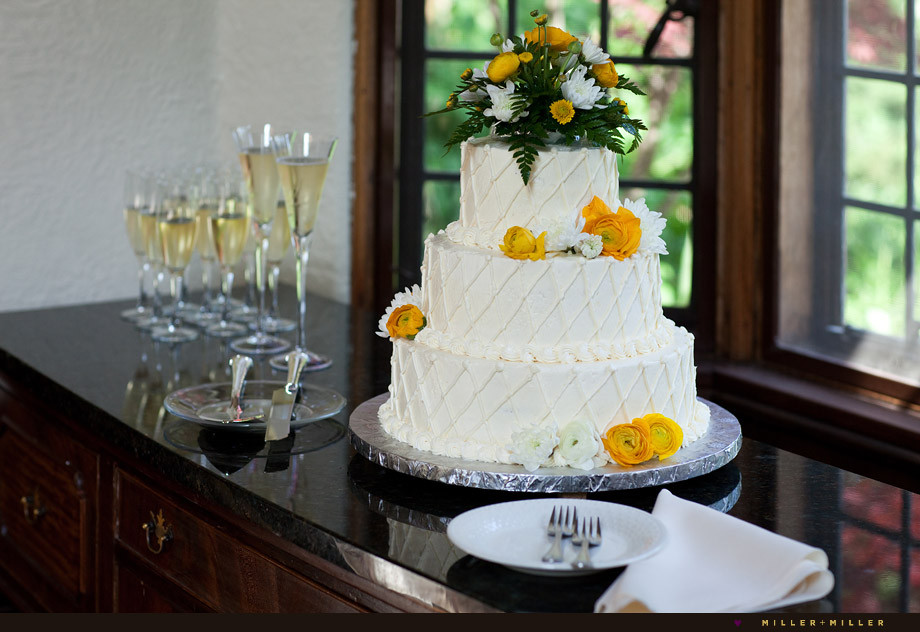 Best Wedding Cakes Chicago  Redfield Estate at The Grove Wedding Archives Chicago