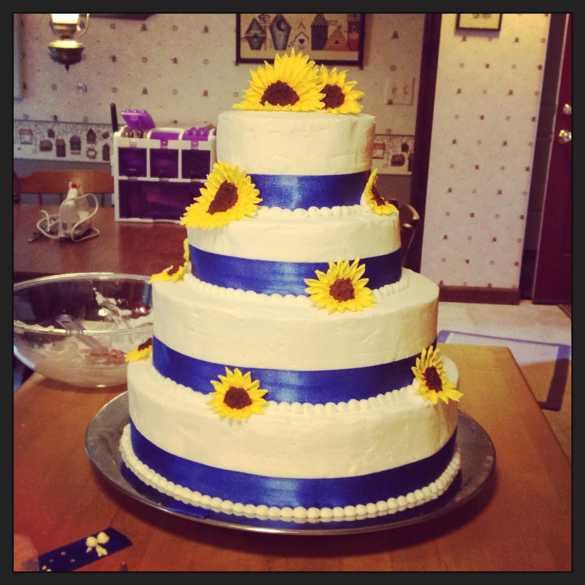 Best Wedding Cakes Ever  My Best Friend's Wedding Cake – Making My First Wedding