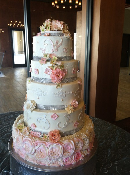 Best Wedding Cakes In San Antonio  Suzy Zimmermann Queen of Cake and Events San Antonio