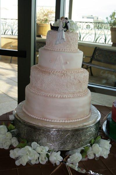 Best Wedding Cakes In San Antonio  Flour Power Cakery San Antonio TX Wedding Cake