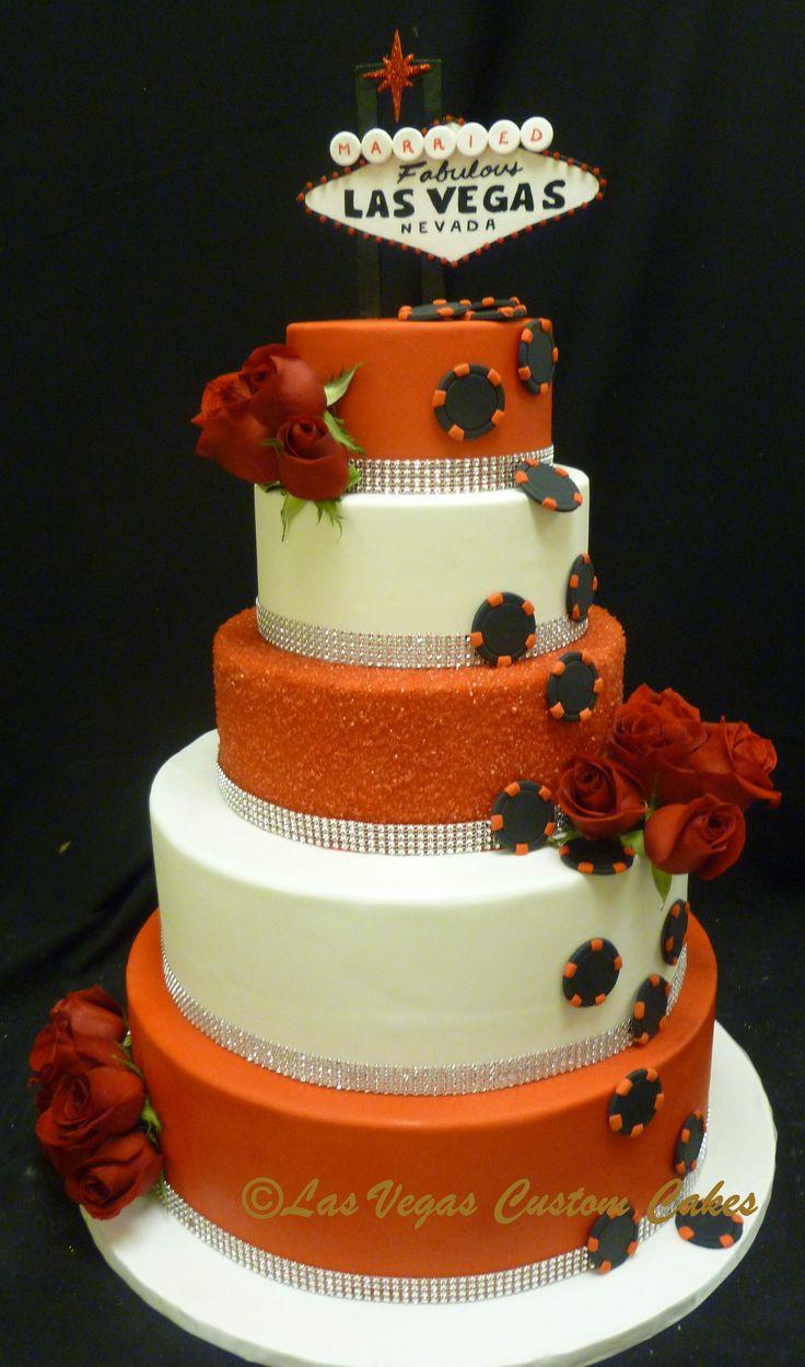 Best Wedding Cakes Las Vegas  57 best Wedding Cakes images on Pinterest