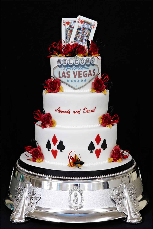 Best Wedding Cakes Las Vegas  Vegas wedding cakes idea in 2017