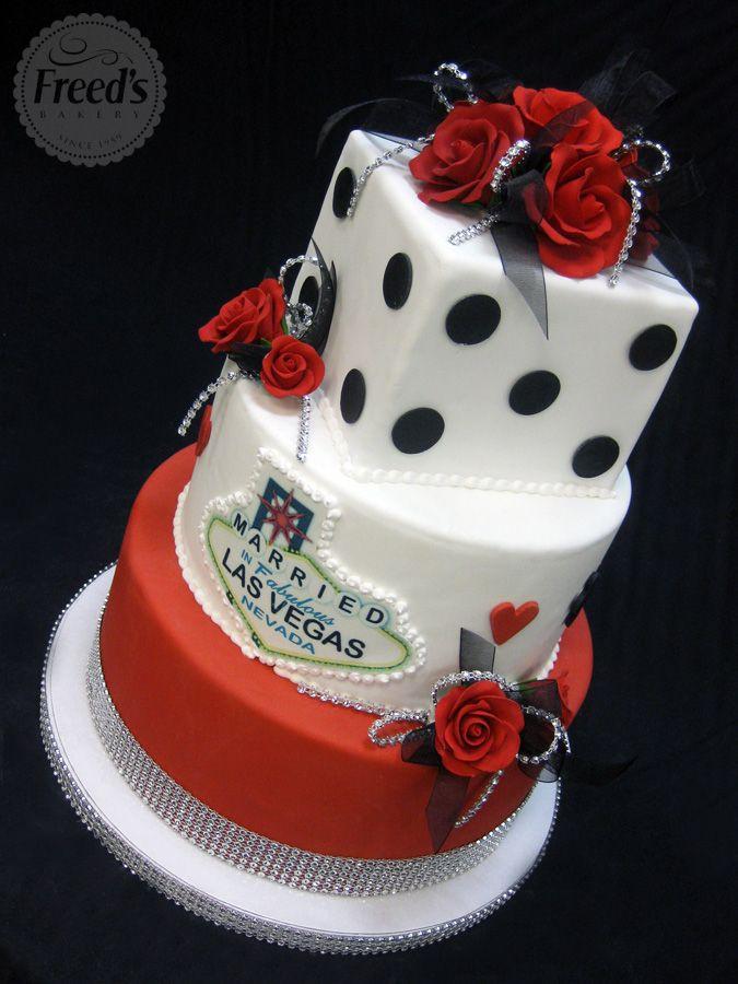 Best Wedding Cakes Las Vegas  331 best images about Las Vegas Theme on Pinterest