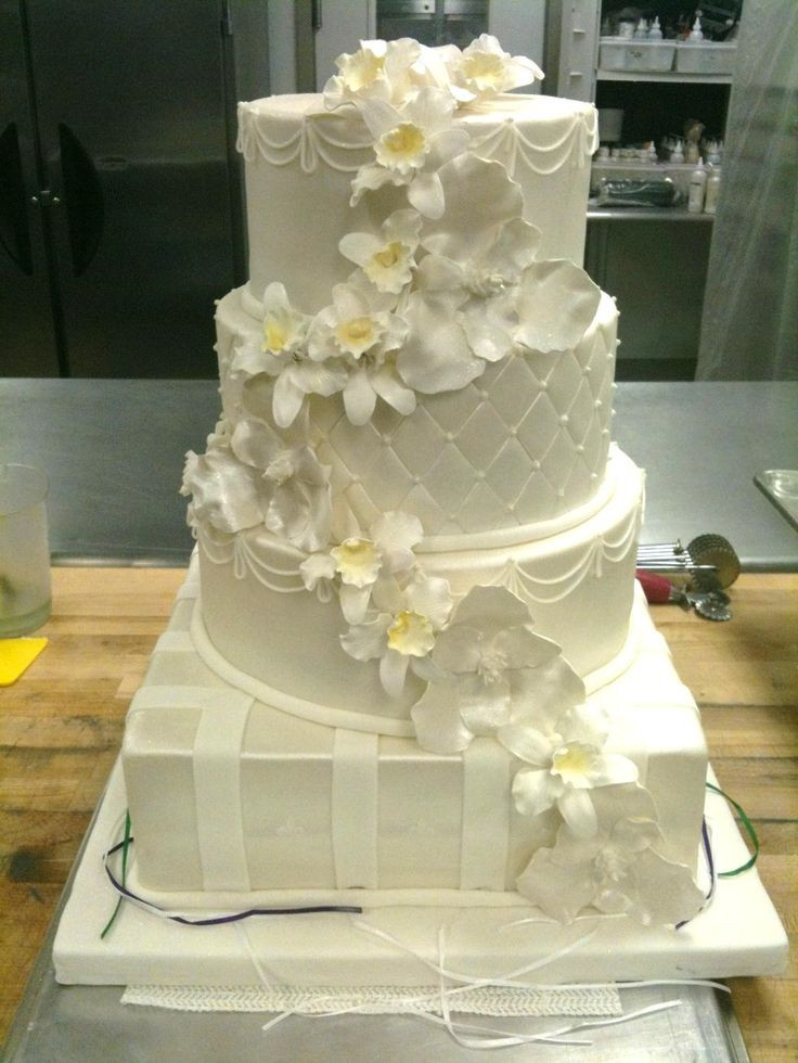 Best Wedding Cakes New Orleans  1000 images about Wedding Cakes on Pinterest