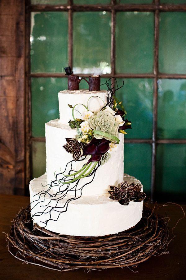 Best Wedding Cakes Seattle  Industrial Sodo Park Seattle Wedding From Laurel McConnell