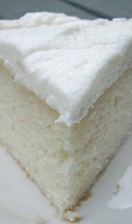 Best White Wedding Cake Recipe  White Almond Wedding Cake Recipe Says So simple yet