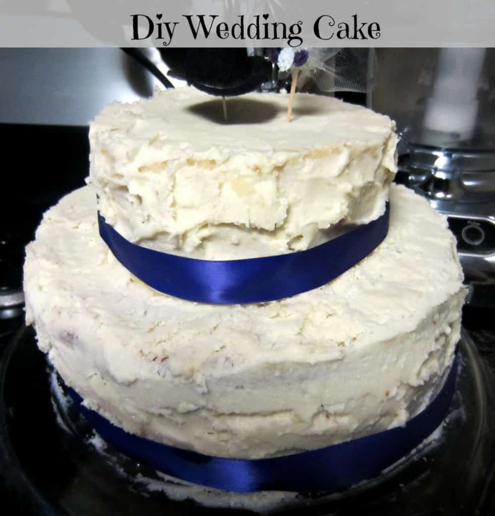 Best White Wedding Cake Recipe  Best ever wedding cake recipe white almond buttercream