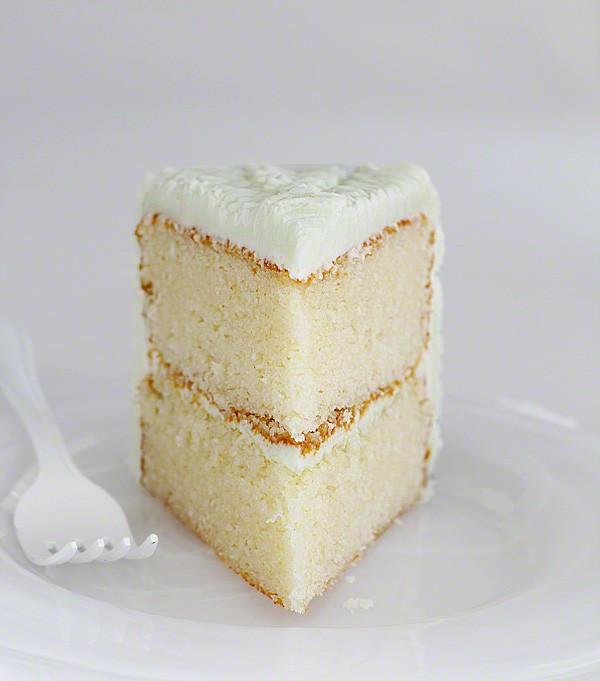 Best White Wedding Cake Recipe  The Perfect Bakery Style White Cake i am baker