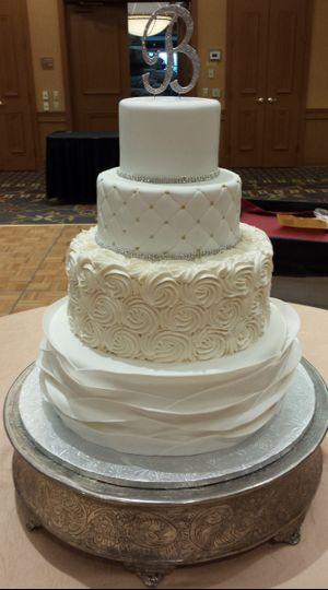 Bethel Bakery Wedding Cakes  Bethel Bakery Wedding Cake Bethel Park PA WeddingWire