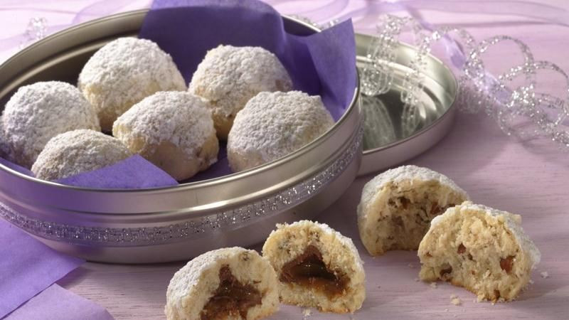 Betty Crocker Mexican Wedding Cakes  Mexican Wedding Cakes Cookie Exchange Quantity recipe