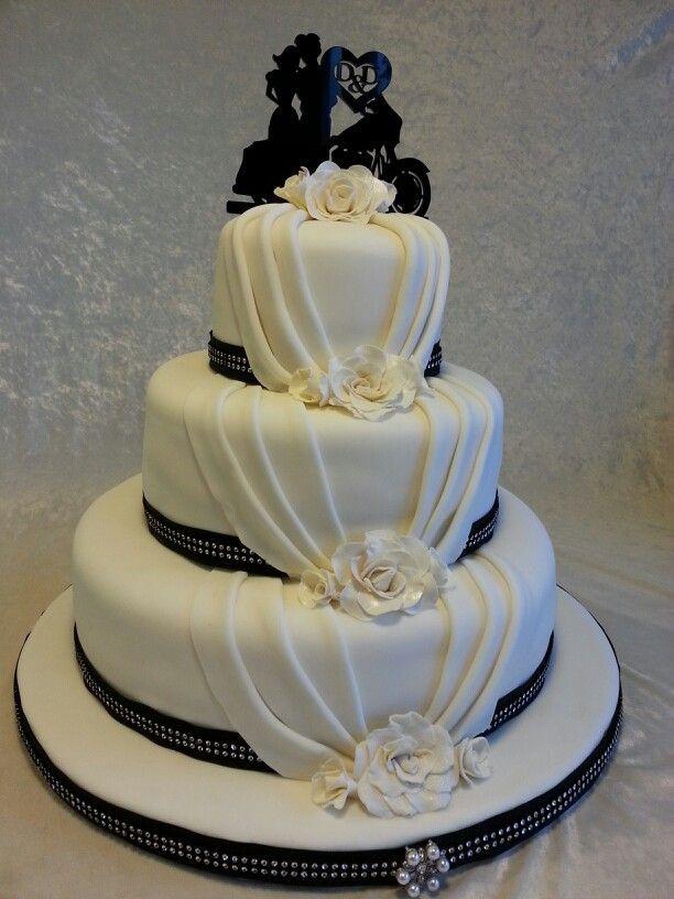 Biker Wedding Cakes  Biker Wedding Cake Ideas