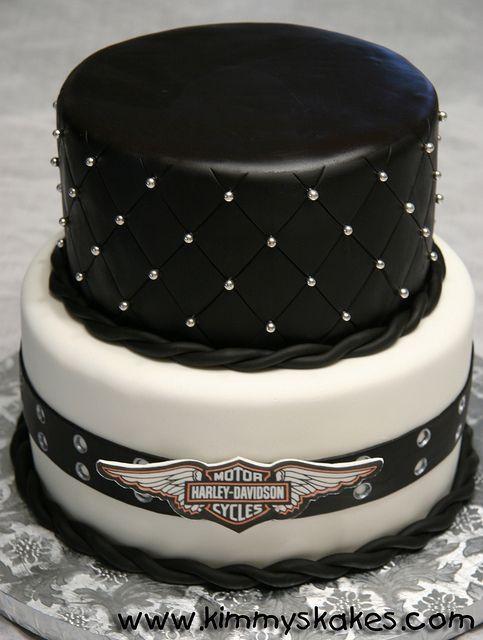 Biker Wedding Cakes  680 best Biker heaven images on Pinterest