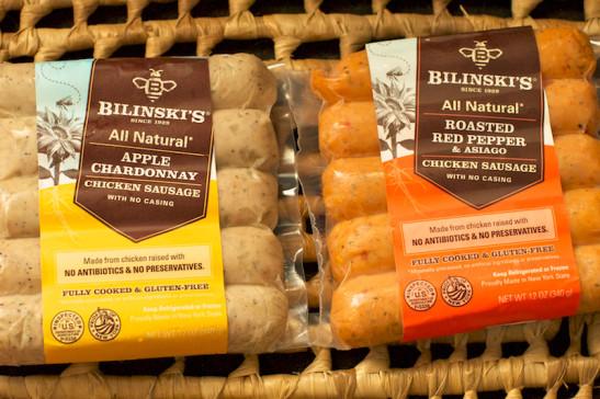 Bilinski'S Organic Chicken Sausage  Product Review Bilinski's All Natural Chicken Sausages