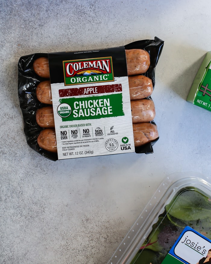 Bilinski'S Organic Chicken Sausage  Natural and Organic Grocery Shopping Made Simple • Fit