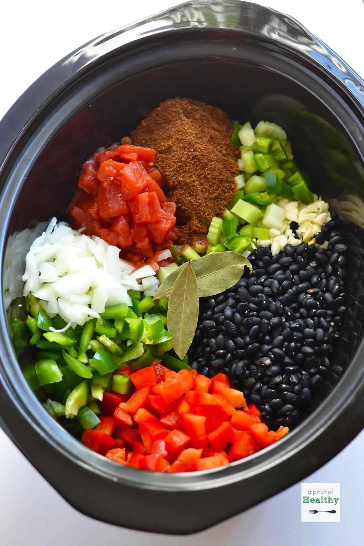 Black Bean Recipes Healthy  healthy black bean recipes