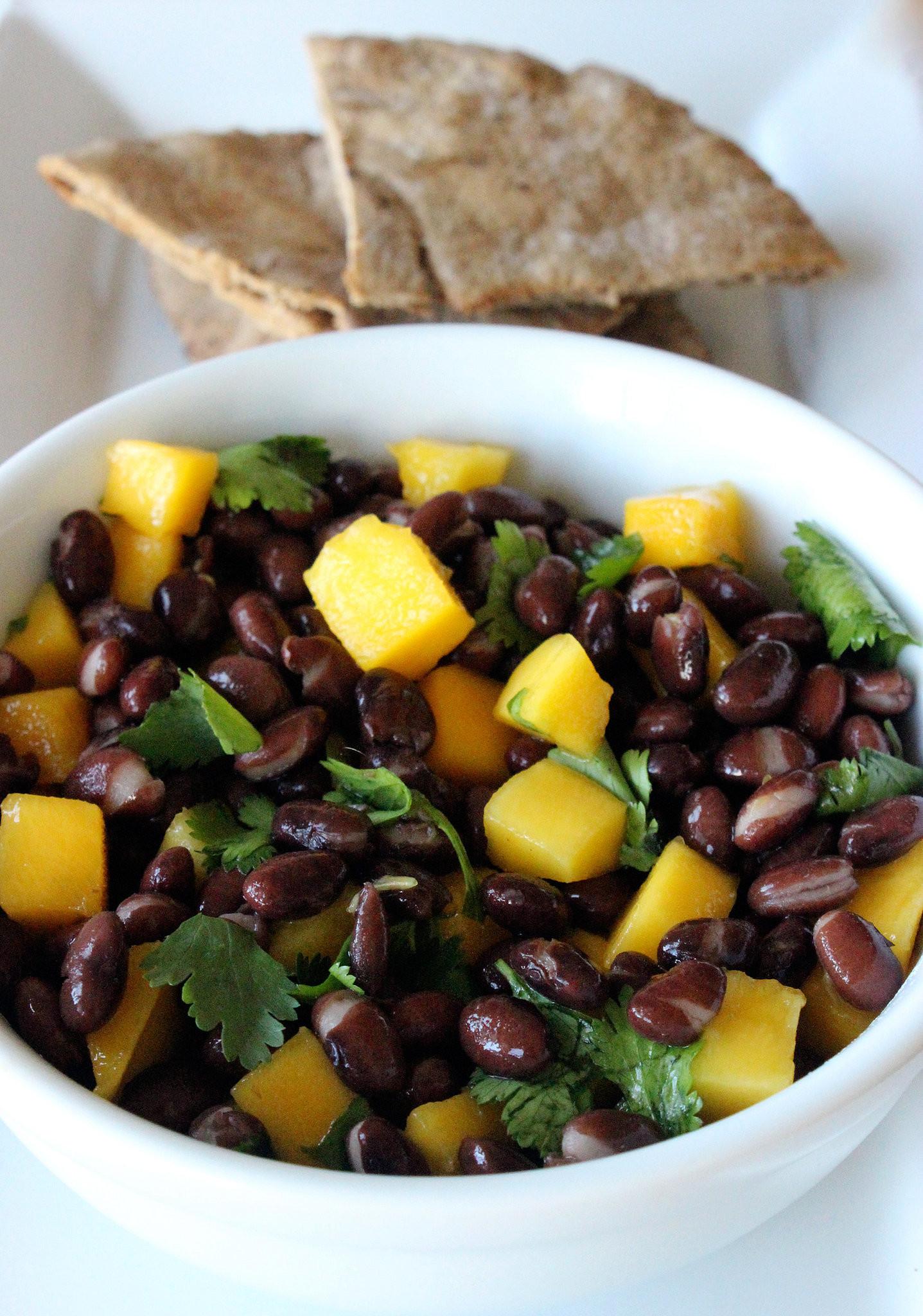 Black Bean Recipes Healthy  Healthy Black Bean Salad